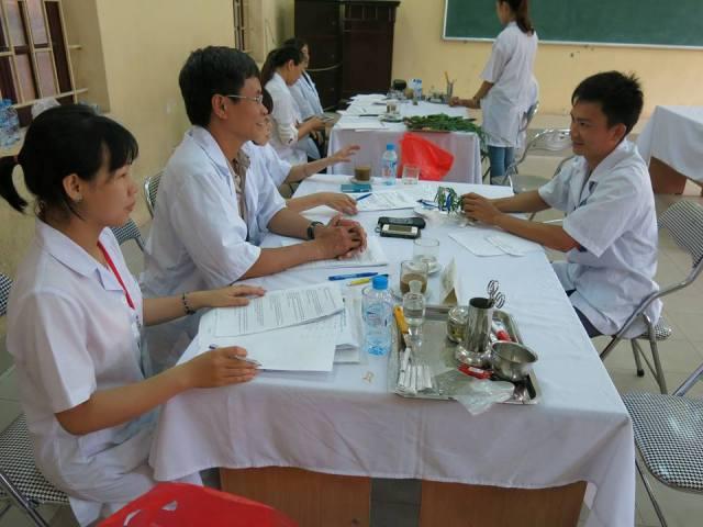Nhìn lại thành tựu 8 năm  của Trường TC y dược Lê Hữu Trác