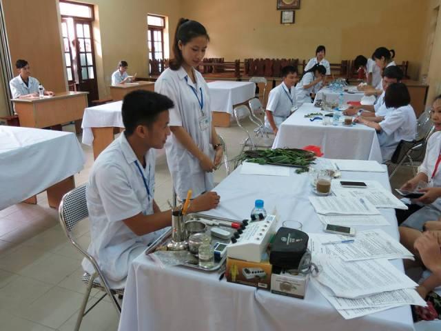 Đa dạng hóa loại hình đào tạo, hướng phát triển mới của Trường Trung cấp Y Dược Lê Hữu Trác